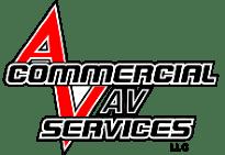 Commercial AV Services Logo